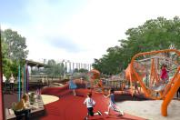 Guangzhou Nansha Pearl Bay Phase I Landscape Planning
