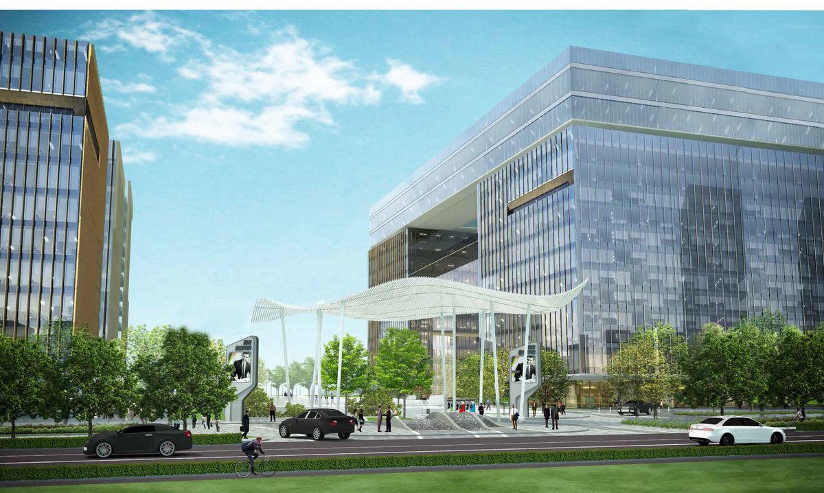 Beijing Finance Center
