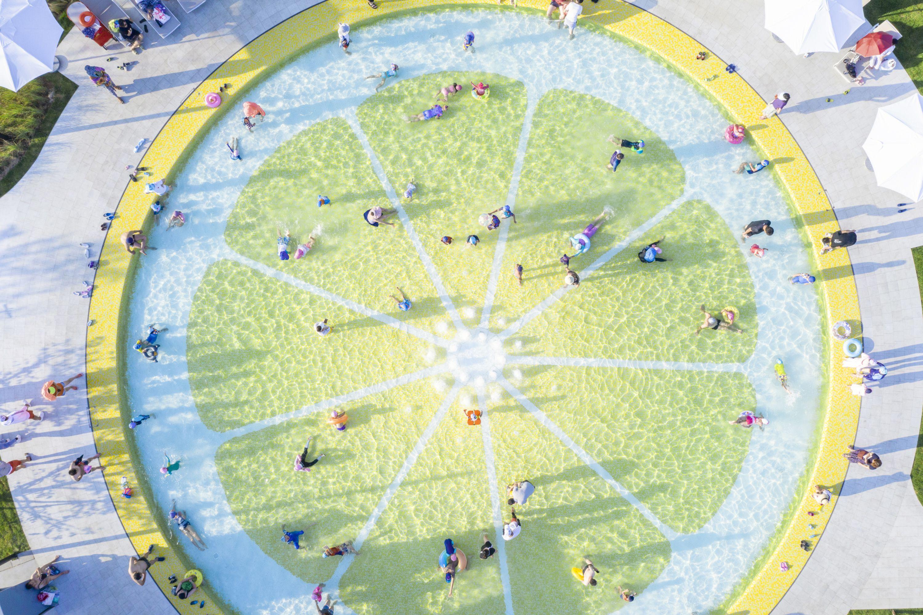 Aranya Residential Swimming Pool-Lemon Pool